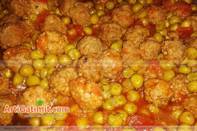 qofte-bizele-receta-gatimi-ushqime-mish-arti-food