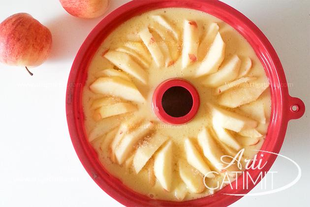 torte me molle-receta gatimi per embelsira - Arti Gatimit