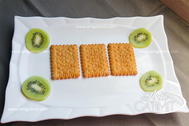 biskota sherbet arti gatimit - receta per embelsira te vogla