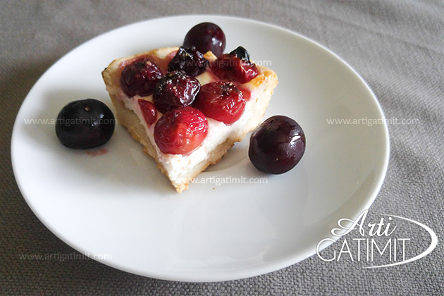 ëmbëlsirë me qershi - receta gatimi